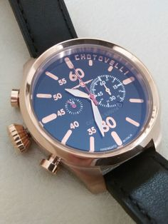 Chotovelli Italy in a close-up. Amazing look, from UIG Watch of course!