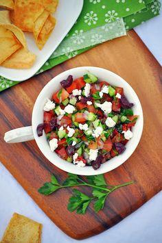 Best Tortilla Chips Or Pita Chips Recipe on Pinterest