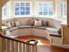 Interior Design Bedroom Window Seat Ideas Furniture, Mesmerizing Semicircle Bay With Wooden Floor And White Window Modern Bay Window Bench Seat With Storage Sofa Modern Bay Window Bench Seat With Storage