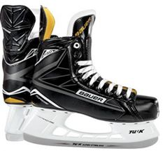 Bauer Supreme S 150 JR Hockey Skates Black Size D 40 * Find out more about the great product at the image link. (This is an affiliate link) Inline Skating, Ice Skating, Roller Skating, Skate Store, Air Hockey, Hockey Gear, D 40, Winter Sports