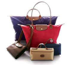 On Board with Longchamp Le Pliage
