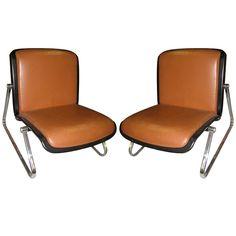Pair of Chairs Italian Circa 1960
