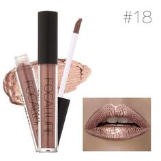 부드러운 매트 립 크림 립글로스 방수 액화 매트 긴 착용 립스틱 립글로스 PY6