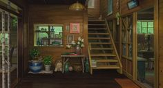 'When Marnie Was There' has beautiful background art - Album on Imgur