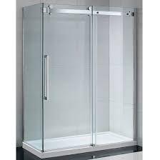 """Sierra"" Sliding shower door | RONA"