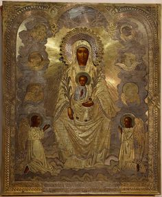 Religious Icons, Religious Art, Virgin Mary Painting, Black Jesus, Russian Icons, Catholic Prayers, Papa Francisco, Old Doors, Orthodox Icons