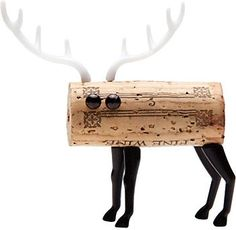 Corkers Wine Cork Animals -how many ways can you up cycle a wine cork?:)