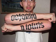 Dynamic Tattoo
