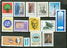 Electronics, Cars, Fashion, Collectibles, Coupons and Stamp Collecting, Postage Stamps, Baby Items, Stuff To Buy, Ebay, Collection, Argentina, Stamps