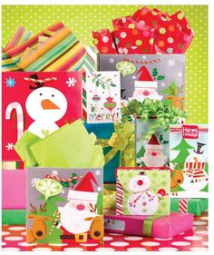 Holiday Gift Wrap from The Gift Wrap Company