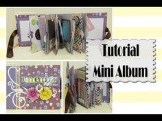 Tutorial Mini Album - YouTube