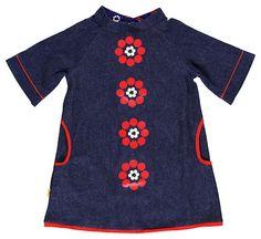 Alba Baby Modflower dress