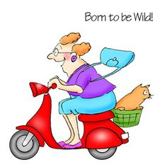 includes T4090 Mad Rider and C4091 Born to be Wild