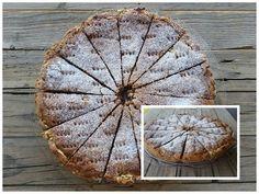 Pie Cake, Paleo Dessert, Atkins, Cake