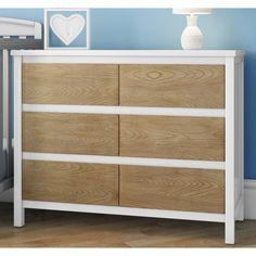 Hayden 6 Drawer Double Dresser by Viv + Rae