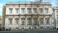 161. Banqueting House – Whitehall, London, England