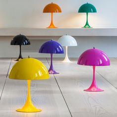 Louis Poulsen Panthella Mini Tischleuchte kaufen | LightingDeluxe.de
