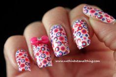 4 Cute Polka Dot Nail Designs