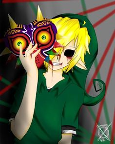 BEN and the majoras mask