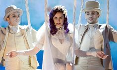 Now we're wide awake: Katy Perry performs her new single, written for her upcoming 3D film,  at the 2012 Billboard Music Awards. | 60 Memorable Moments From Past Billboard Music Awards