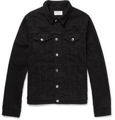 L'Homme Stretch-Denim Jacket | MR PORTER