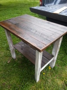 Pallet furnitures and Fence | 1001 Pallets