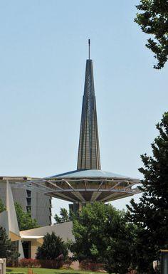 Prayer Tower, Oral Roberts University, Tulsa, OK