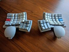 3d printed keyboard by Kuhyay :MechanicalKeyboards