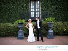 houston wedding photographer | nikki + tate's courtyard on st. james wedding » Sarah Ainsworth Photography