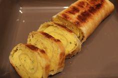 Strudel di patate