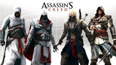 Love these games (and my Ezio :3)