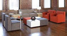 EKO Contract Lounge Seating, Furniture and Office Chairs