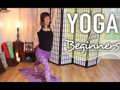 Yoga For Weight Loss - 30 Minute Fat Burning Yoga Workout For Beginners