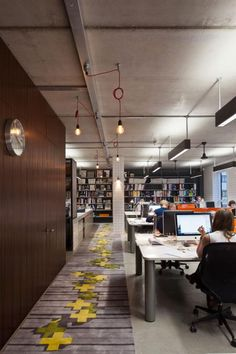 Project Orange Studio - London, UK