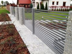 aluCONCEPT - new line of our aluminium fencings