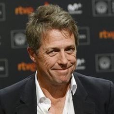 Hugh Grant attends 'Florence Foster Jenkins' press conference in San Sebastian