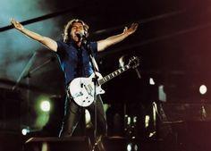Ligabue, great italian rock