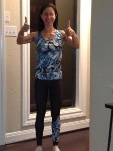 We heart @carla birnberg! She gets 2 thumbs up from us over at Fun and Fit