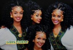 The ancient african hairstyles of the Amhara, tigray, and the tigrinya people - Page 2