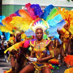 BVI Festival Grand Parade