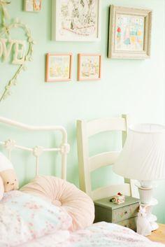 Image by Лена on HOME Kawaii bedroom Pastel home decor Bedroom decor