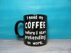 And this is for your boss. (JK, don't do that.) | 23 Perfect Mugs For All The Caffeine Addicts In Your Life