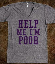 I need a shirt like this :(
