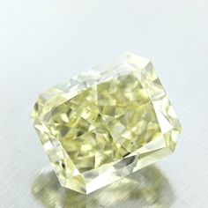 Shape: Radiant | Weight: 7.03ct | Color: Fancy Yellow | Clarity: VS2 | LAB: GIA | Cert Link: http://download.certimage.com/Certificates/PP1490.pdf  #fancycolordiamonds #middiamonds #fancy #diamonds #diamond #mid #radiant #GIA