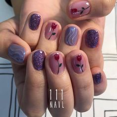 best=Nail gallery , These 2020 prom dresses include everything from sophisticated long prom gowns to short party dresses for prom. Nail Manicure, Gel Nails, Exotic Nails, Kawaii Nails, Rose Nails, Japanese Nails, Minimalist Nails, Dream Nails, Types Of Nails
