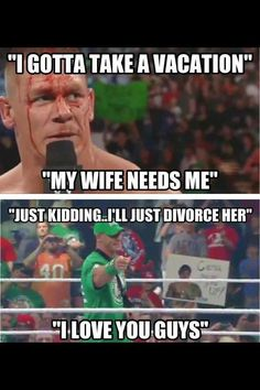 lol John Cena