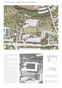 Neubau einer Dreifeldsporthalle ... 120261   competitionline - Wettbewerbe und Architektur