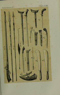 Midden-Sumatra. Reizen en onderzoekingen der Su... Bintan Island, Dutch East Indies, Bow Arrows, Arm Armor, Archery, Southeast Asia, Cover Photos, Weapons, Guns