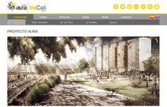 Porfolio > Proyecto AURA: Web + App Realidad Aumentada