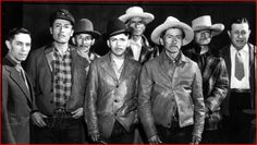 Navajo men from Arizona used for wartime field work. Photo taken 1944.